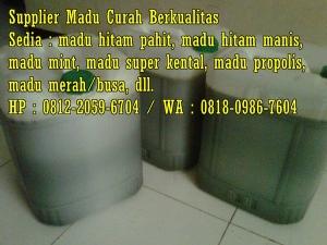 madu-curah-komunitas-pengusaha-muslim-indonesia
